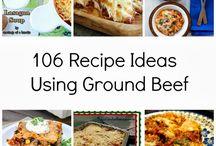 Beef recipes / by Tina Sullivan