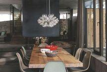 A table ! / Se retrouver en famille. L'envahir de sa créativité. #table #placecentrale