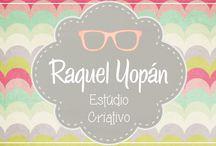 Raquel Yopán Estúdio Criativo / Este painel destina-se a compartilhar as postagens do Blog onde compartilho um pouco das coisas da minha vida e também o que anda rolando na loja virtual.