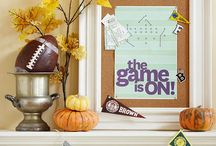 CELEBRATION - Maroon and Gold / by Jennifer Bell