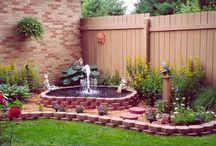 outdoors garden idea