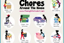 English phrases for housekeeping