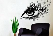 make up-βλεφαρίδες