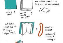 Art Lesson: Book Binding