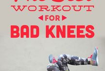 Exercices for knees