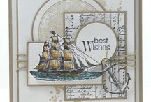 Open Sea Stampin Up
