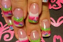 Nail designs / by Brenda Stinson Gulick