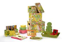 Recycled Paper Products / The Magic of Paper @ Ratan Jaipur.