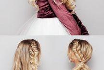 my weddning / wedding dresses/hairstyles/ideas