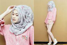 Fashion Hijab by Indah Nada Puspita / start your style with hijab