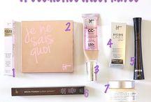Makeup Brand, Tips and Tricks