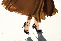 Dress me, darling / other people's fabulous fashion moments... #greenwithenvy / by Erin Fiore