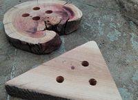 dřevěné věci