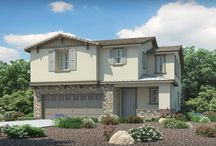 Hillcrest at Irongate,  Dublin, CA / The new homes at Hillcrest feature three beautiful single-family home designs.  Homes include two-bay garages with lofts and bonus spaces included per plan.