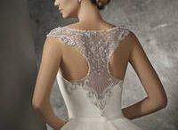 Divina Sposa 2016 / Robes de mariées wedding dresses dentelle princess princesse romantic romantique Dos back