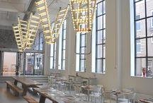 Venue / Wedding lighting