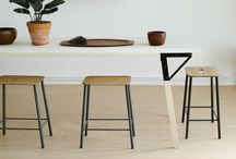 T1 for Frama / Dining table for Frama. Made with Anders Kirkebjerg Olesen