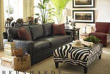 African house decor
