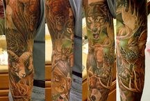 Tattoo Wild Sleeve