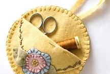 artesanato / artesanato em feltro