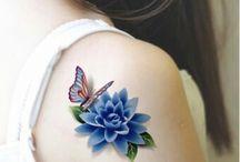 Tatuaj minuscul