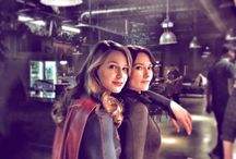#danverssisters / Supergirl