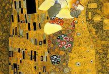 Gustav Klimt / by Carla Van Galen