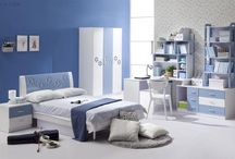 Kids Room Decor and Colour Combinations