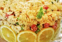 Recipes - Pasta / by Lisa Harvey