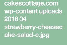 Cheesecake strawberry