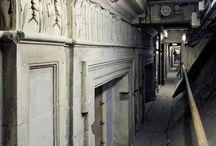 Castle cellars