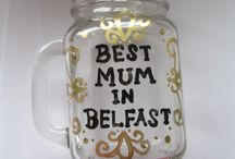 mothers day gift ideas / www.folksy.com/shops/featheredavenue Handmade mother's day gift ideas, diy, tutorial, craft, how to, crafts, folksy, personalised, glass, cards, great british bake off, love you mum, mummy, mothers day, mum, mother, game of thrones, card, mary berry, paul hollywood, baker, funny, sweet, unique