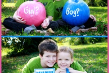 Gender reveal! *ALICIA* / by Samantha Cooper