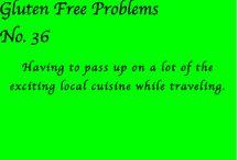Celiac problems