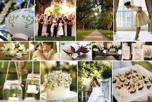 New wedding ideas (Green and cream)