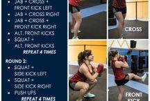 Kickboksen Workout