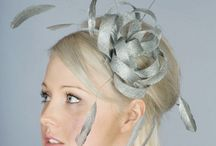 Fascinators / I absolutely love these hats.  I'm going to give it a whirl and try to make some :)