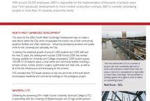 Strategic Alliance - BAM Construct UK / EOS Facades strategic alliances with BAM Construct on NW Cambridge Development, Sandwell UTC and WMG Academy.