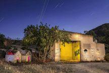 Nocturnas / Fotografias realizadas al atardecer, de noche o con lightpainting