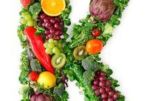 Substâncias Vitais / Substâncias Vitais para a saúde