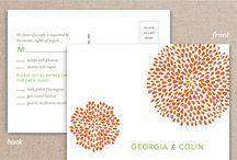 Invitations, Cards, Stationery / by Donna Hearn