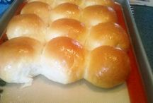 I love to cook - bread