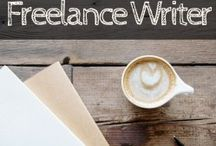 Tips for the Freelance Writer / How to find paid writing jobs, create content for social media, create a portfolio and website.