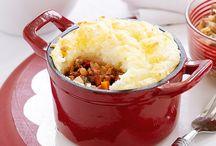 winter cooking / Comfort food