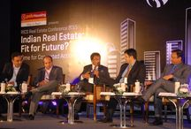 NAVIN'S / Dr. R. Kumar, MD, Navin's, participated in the panel discussion RICS Real Estate Conference 2015.