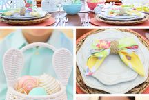 Easter & Spring Inspiration / Spring has Sprung! Spring Party Ideas as well of lots of Easter Party Ideas. Recipes, crafts and more!