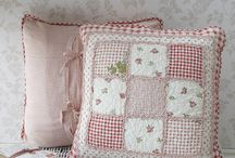 coussins shabby