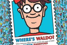 Find Waldo at the library! / Host your own Find Waldo event in your school library. For a free Where's Waldo? at the Library kit email your address to CandlewickCCSS@candlewick.com. or download the kit from Scribd. / by Candlewick Press Common Core Classroom