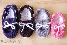 Crochet baby / Patterns en voorbeelden