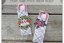 SU Mini Treat Bag ( retiring )